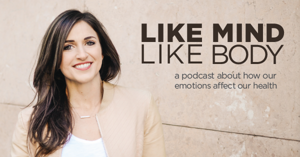 Laura Seago host of Like Mind Like Body Podcast