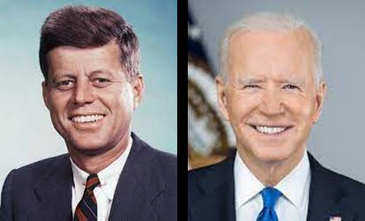 Biden's Earth Shot vs. Kennedy's Moon Shot