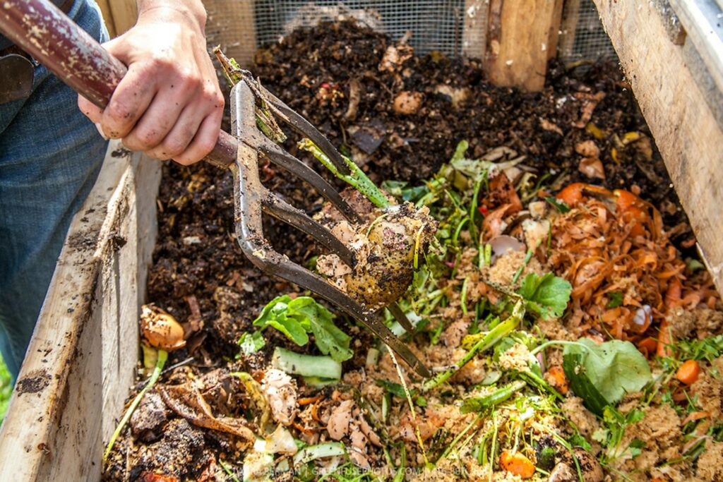 Quantifying the GHG Benefit of Composting