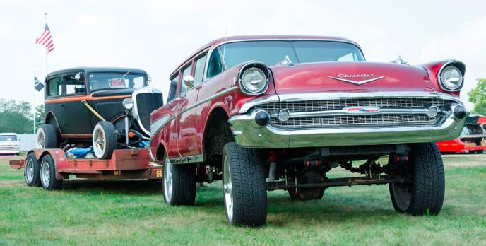 1957 Bel Air Wagon