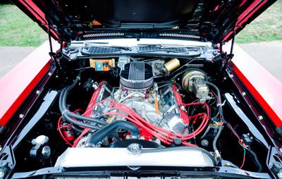 Mopar Engine Block
