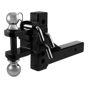 CURT Adjustable Multi-Purpose Ball Mount 45049