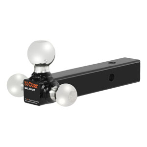 CURT Multi-Ball Mount 45655