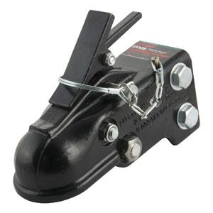 CURT Adjustable Sleeve-Lock Channel Coupler 25328