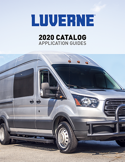 2019 LUVERNE Truck Equipment Catalog