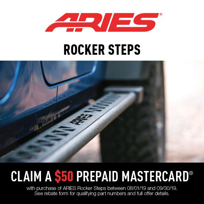 Rocker Steps Promotion 2019
