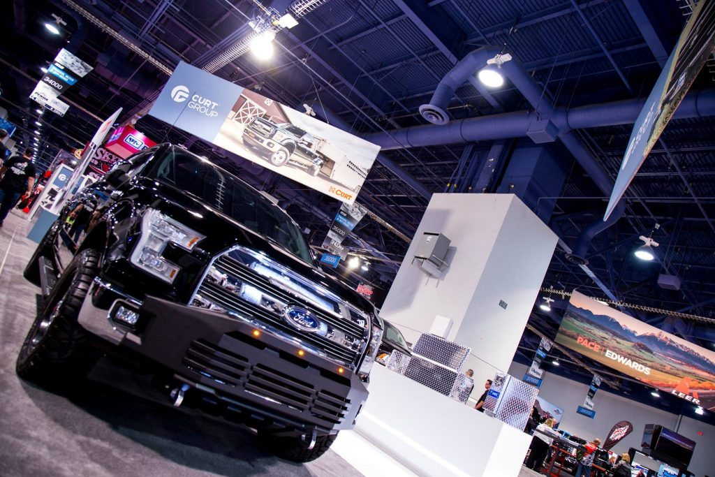 SEMA 2017 TEAM ARIES FORD F150