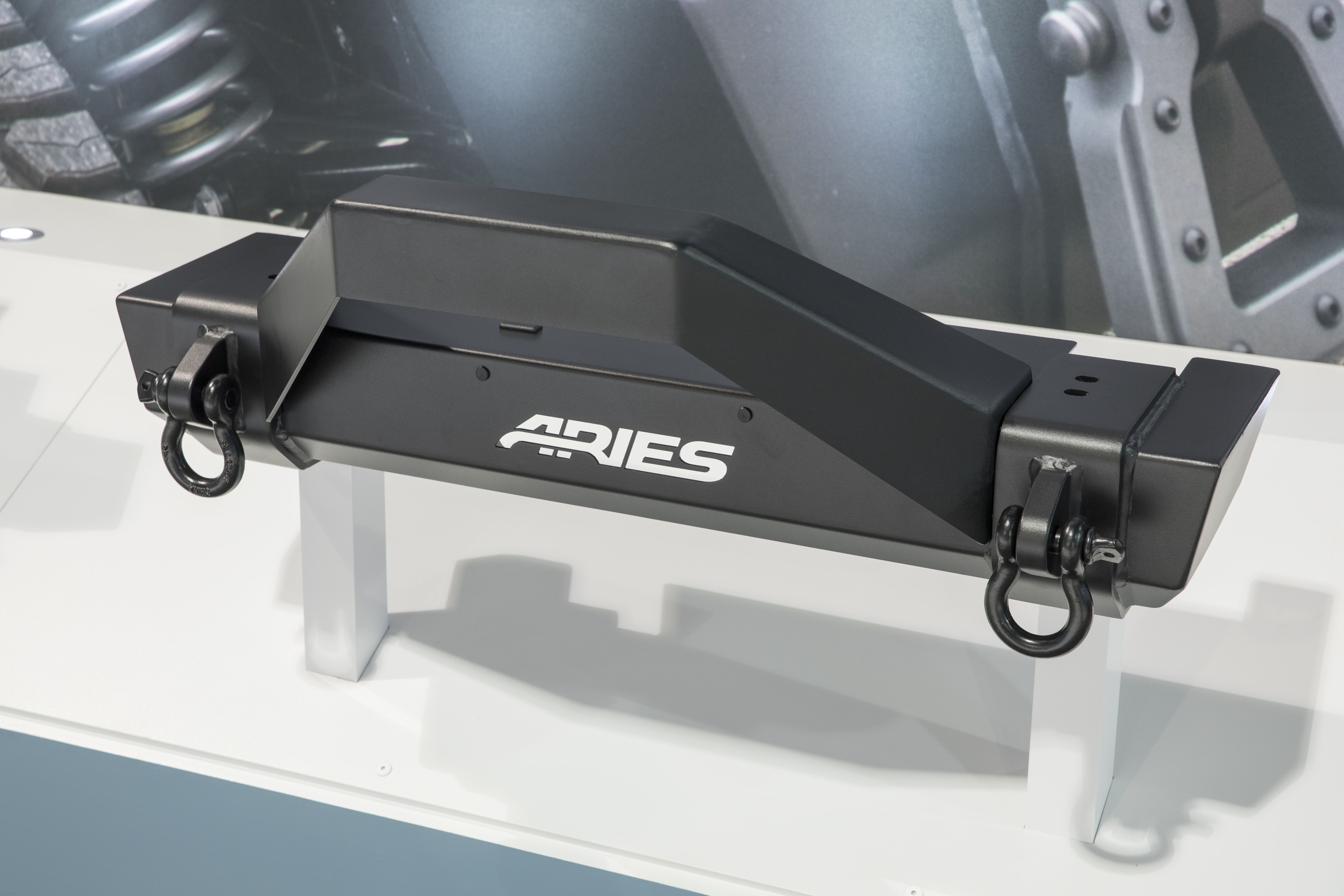 SEMA 2017 ARIES BUMPER DISPLAY