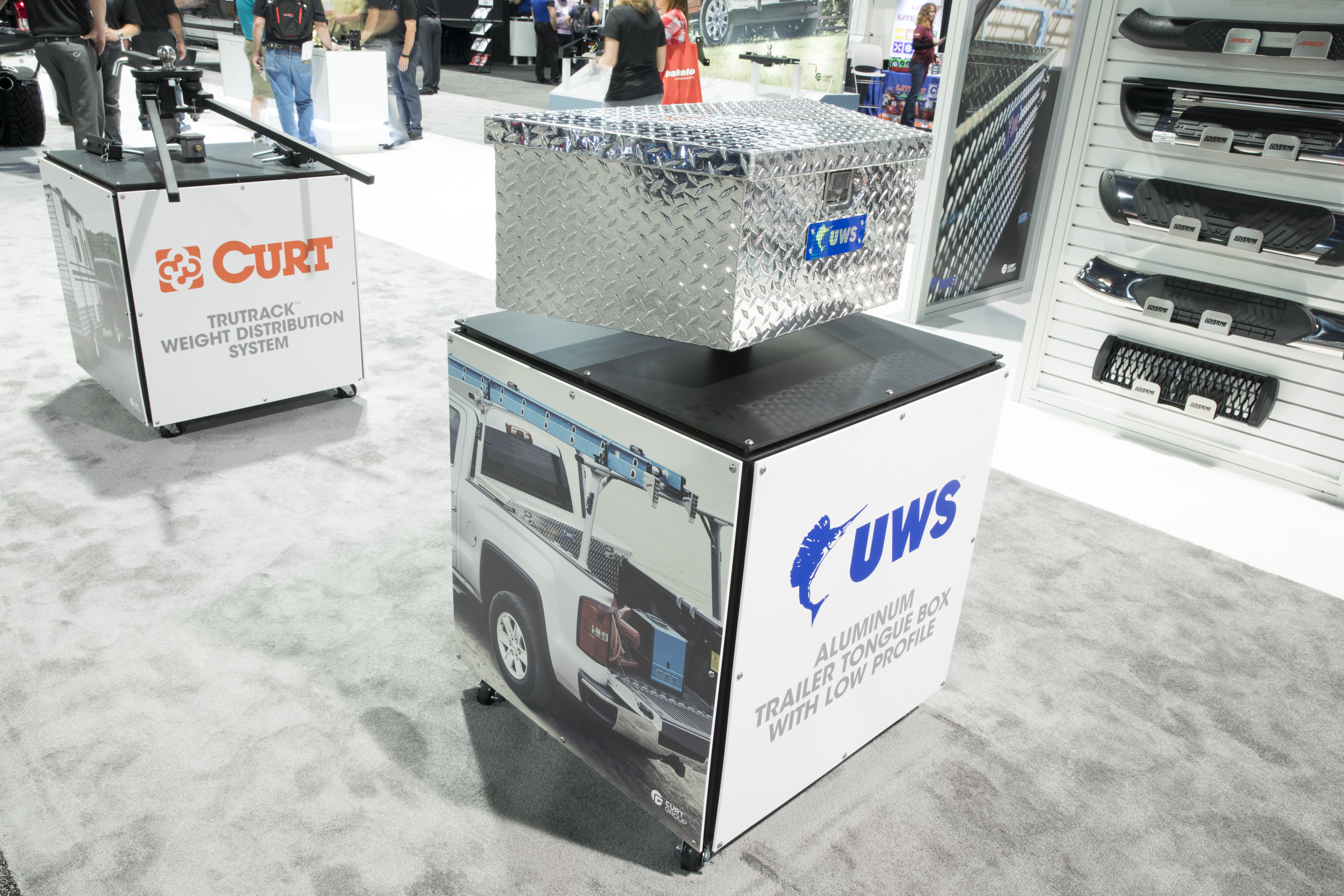 SEMA 2017 UWS TRAILER BOX
