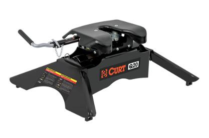 CURT Q-series 5th wheel hitch - Q20