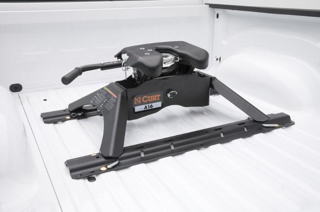 CURT 5th wheel hitch base rails