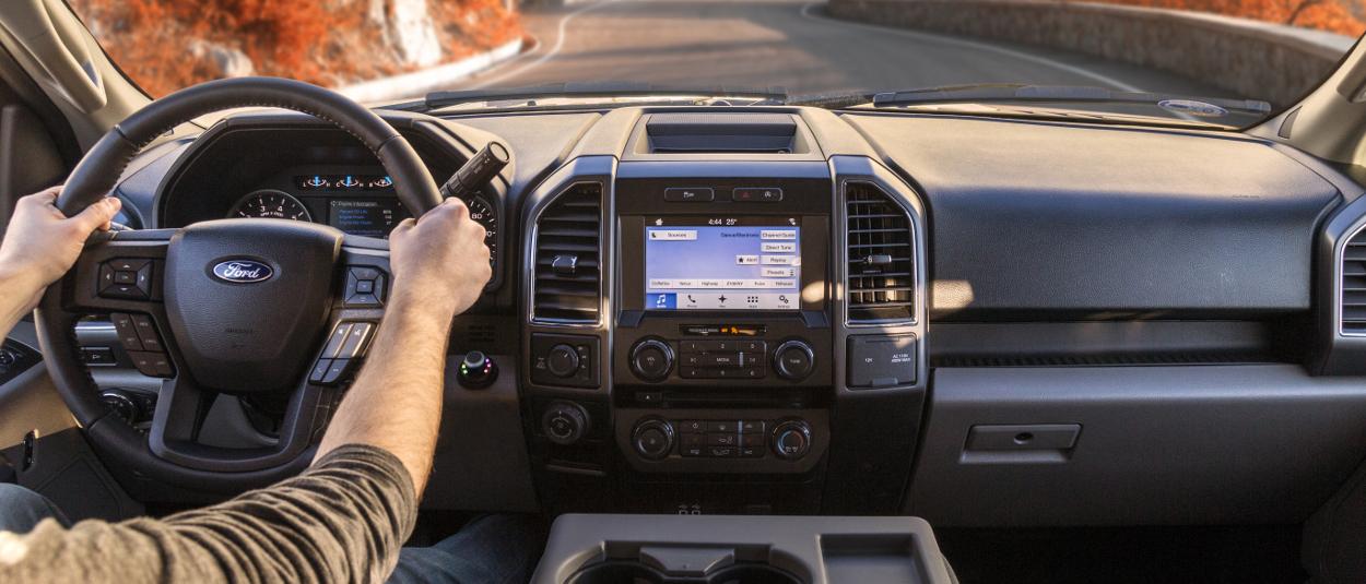 CURT Spectrum™ dash-mount trailer brake controller