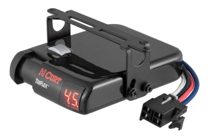 CURT TriFlex™ proportional brake controller #51140