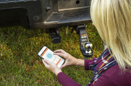 Download CURT Echo® Smart Control™ brake controller app