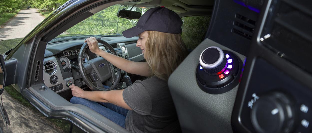 CURT brake controls - Spectrum™ OEM dash-mount knob