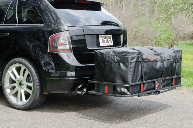 CURT cargo carrier bag for hitch cargo carrier