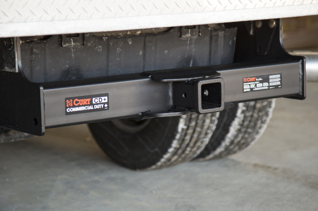 CURT Commercial Duty class 5 hitch receiver