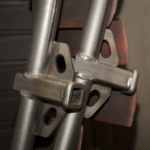 CURT receiver hitches raw steel descaled