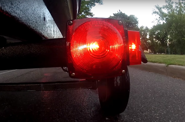 CURT towing lights submersible trailer lights