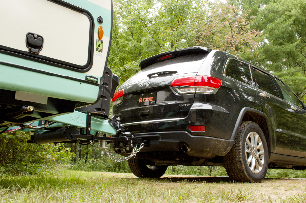TruTrack™ weight distribution hitch capacity