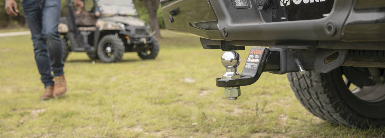 What Is a Ball Mount?