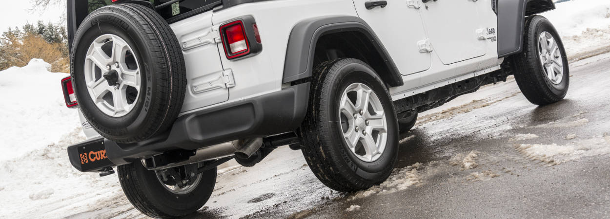 Types of Trailer Hitches and Hitch Classes - Towing 101