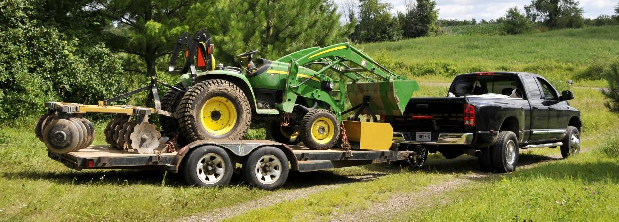 Heavy Duty Tow Hitch Ratings - Farm Truck