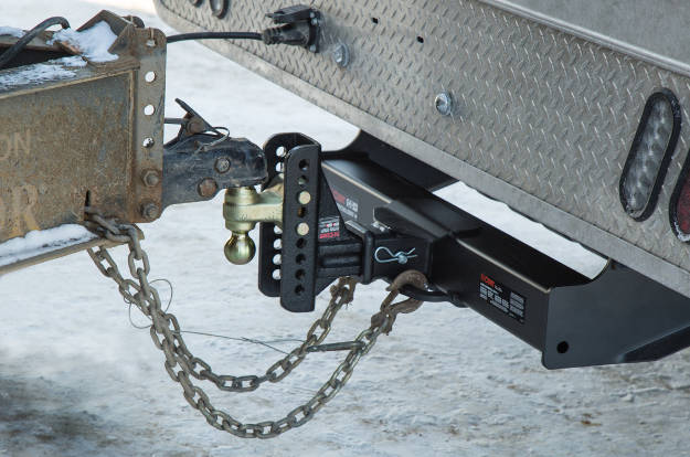 Trailer Hitch Class Ratings - Coupled Connection