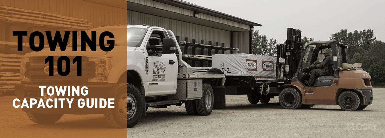 Towing Capacity Guide - Towing 101 - CURT