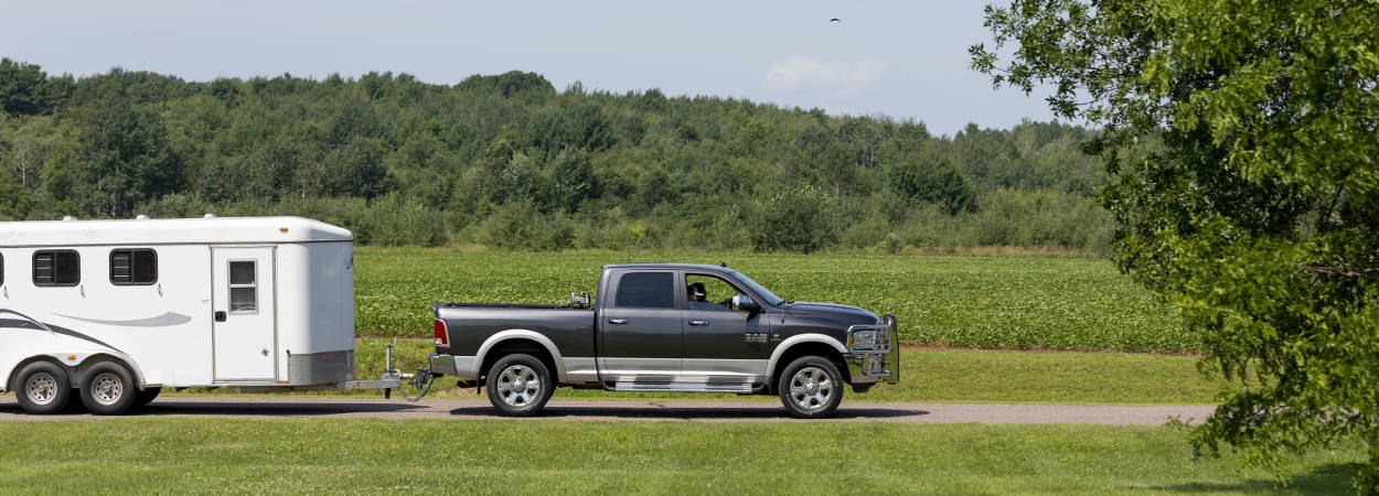 Ram Truck Towing Heavy-Duty Hitch