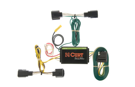 CURT Custom Wiring Harness