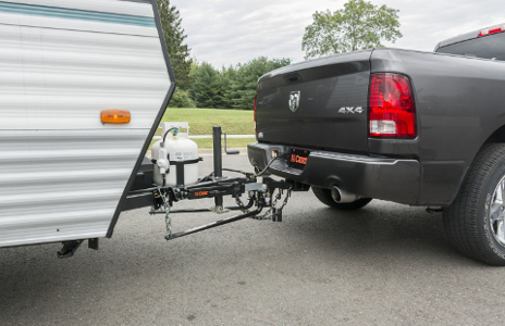 Different types of trailer hookups