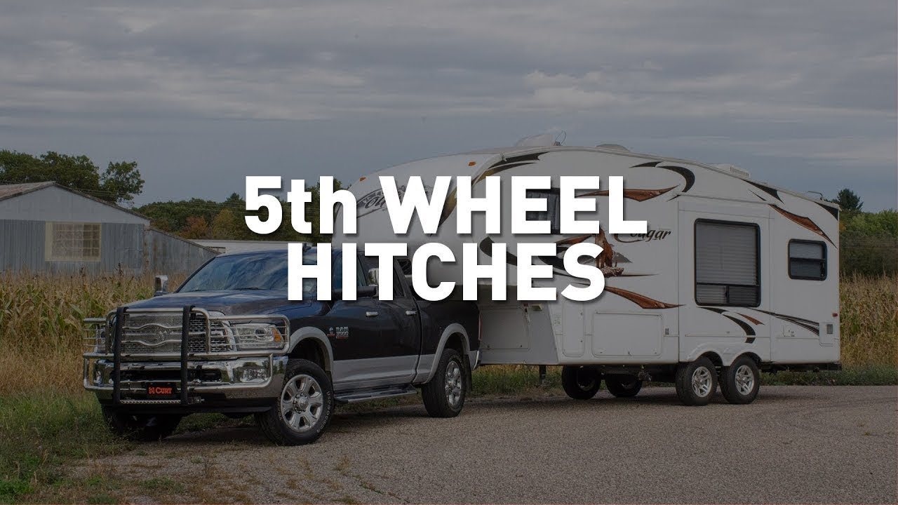 CURT 5th Wheel Hitches Video