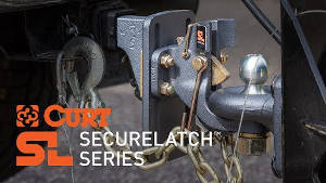 SecureLatch™ Auto-Lock Pintle Hitches Video