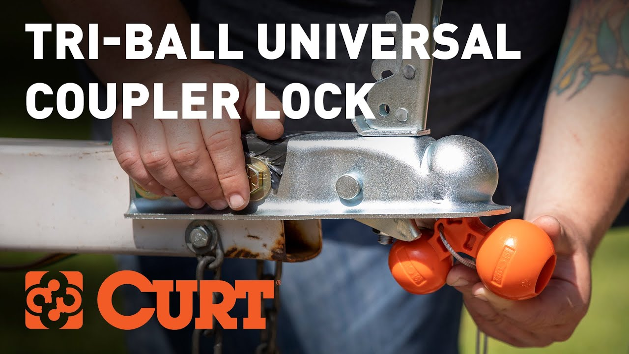 Tri-Ball Universal Coupler Lock Feature Video