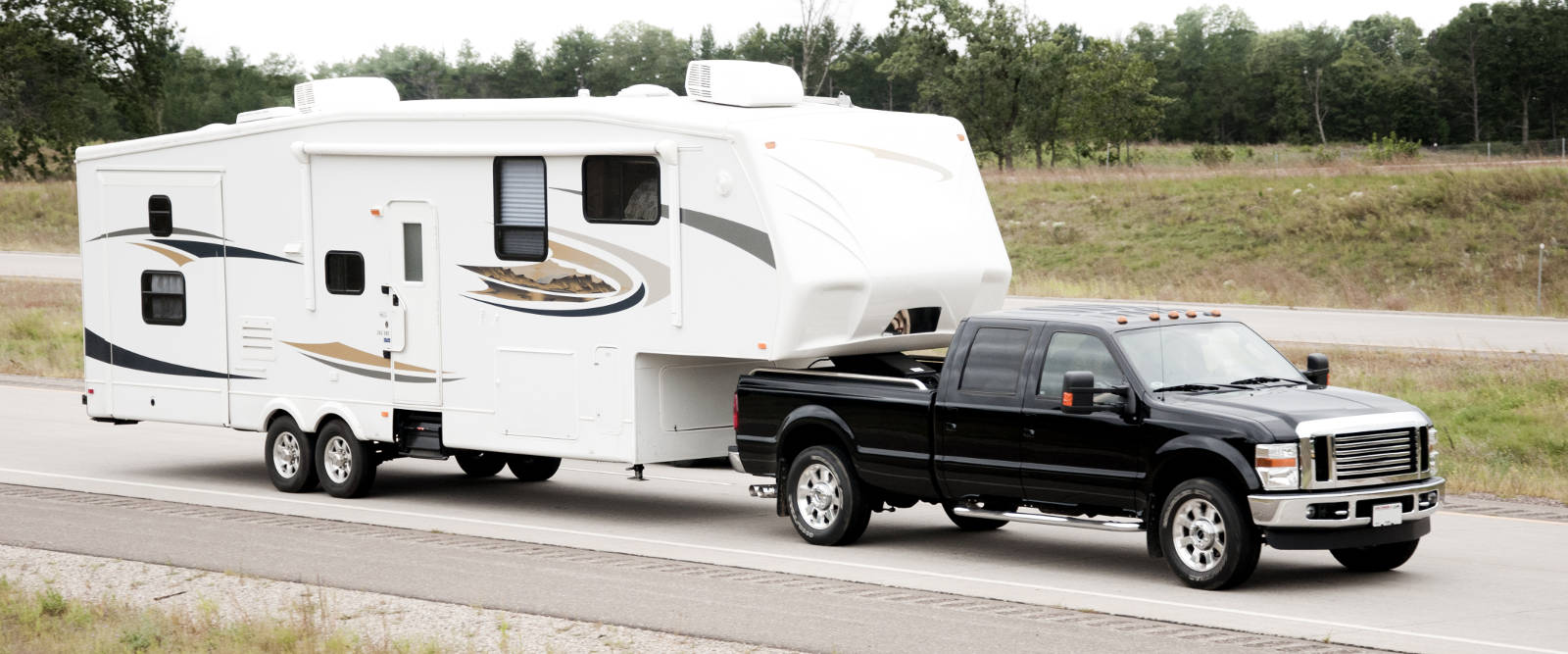 CURT 5th Wheel Truck Hitch Towing RV