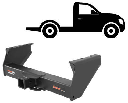 CD Class 5 Hitch for Chassis Cab Truck