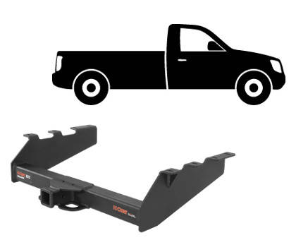 XD Class 5 Hitch for Truck