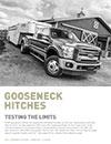 CURT Gooseneck Hitches