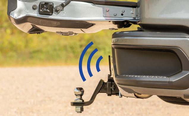 CURT Protective MultiPro Tailgate Sensors