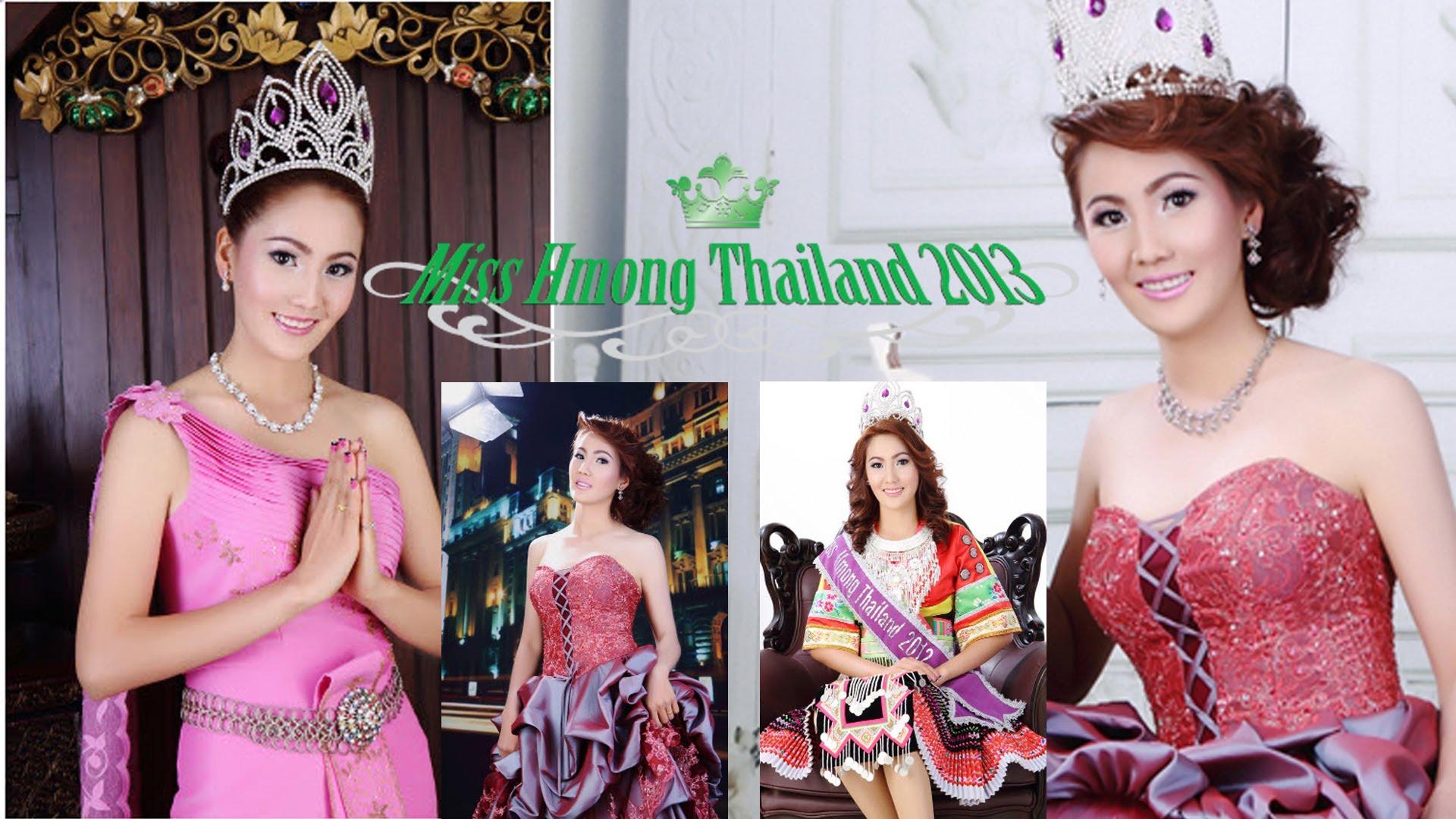 MISS HMONG THAILAND 2012: Koj Yog Niam Nkauj Ntsuab (LIVE)