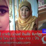 เพลงอาหรับมาเลย์ บันทึกการแสดงสด วงดนตรีอาหรับมาเลย์ วง Ansor Volume 1 Song 9