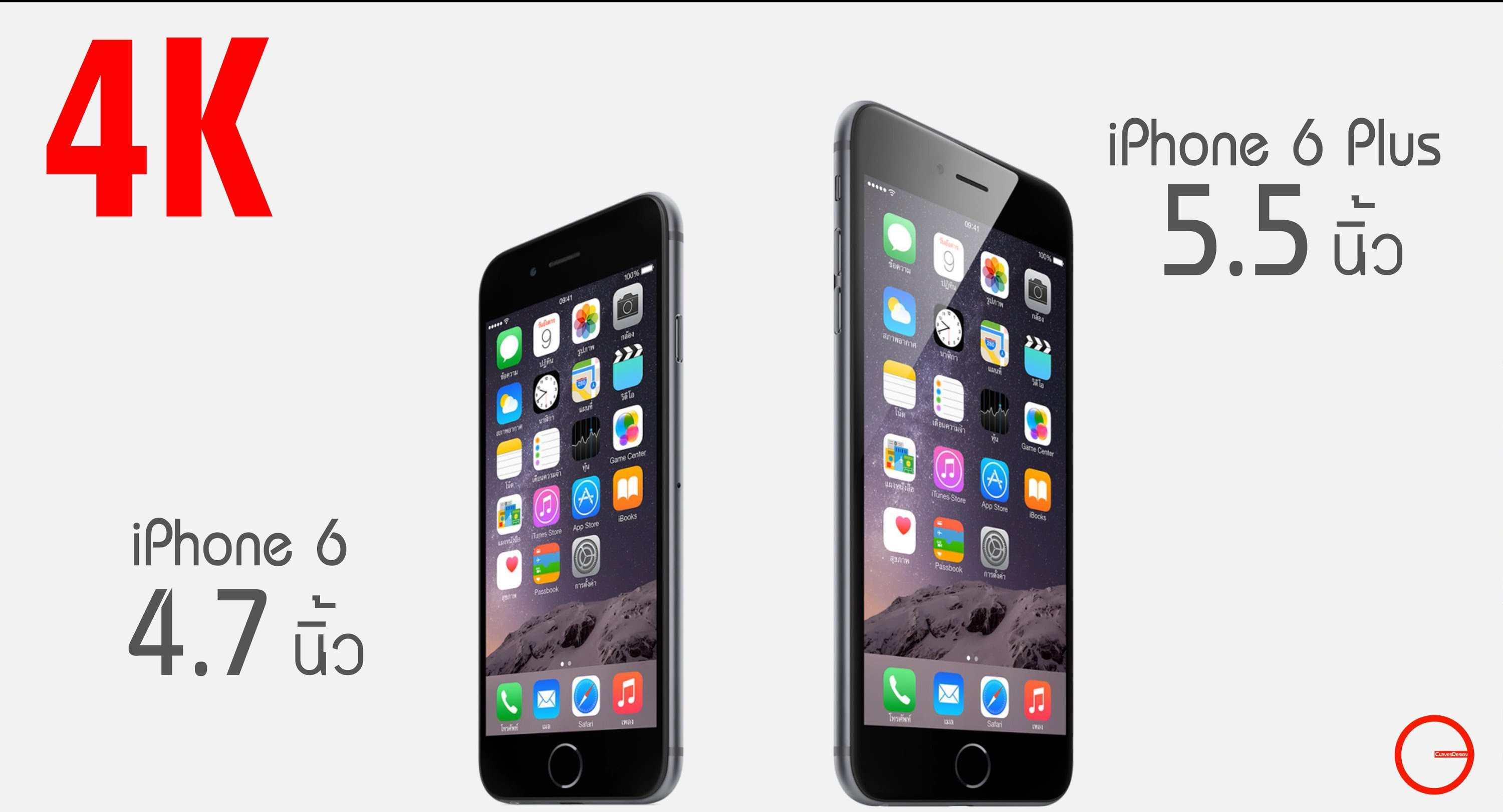 iPhone 6 first look in 4K Video
