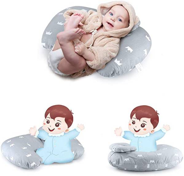 Cuscino Allattamento Per Neonato Luchild Con Poggiatesta 3