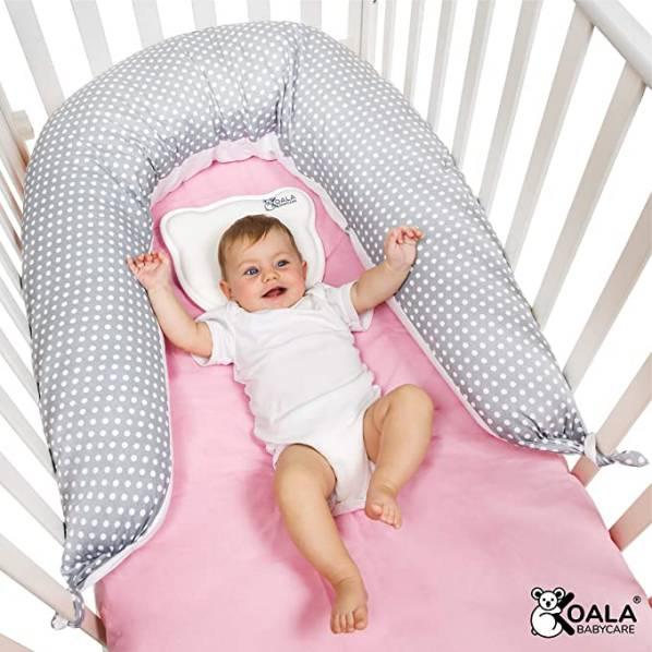 Koala Babycare Cuscino Per Dormire E Allattamento 5