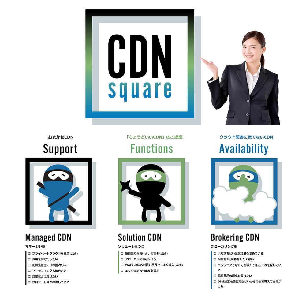 CDNSquareロゴ