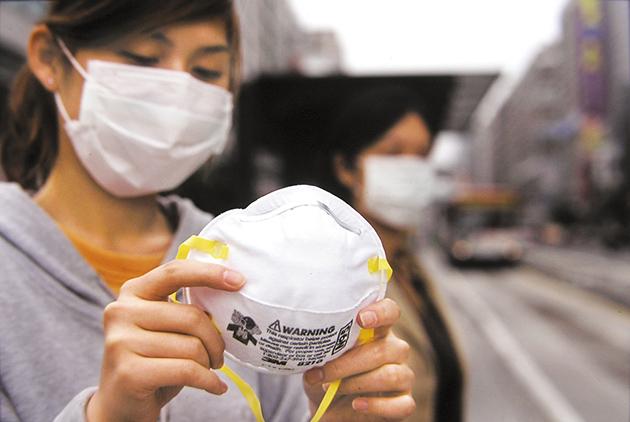 【低碳生活部落格】台灣空氣糟,都是對岸的錯?