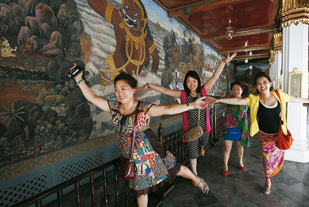 東南亞旅遊大爆發!一場瞄準12億陸客的觀光大作...