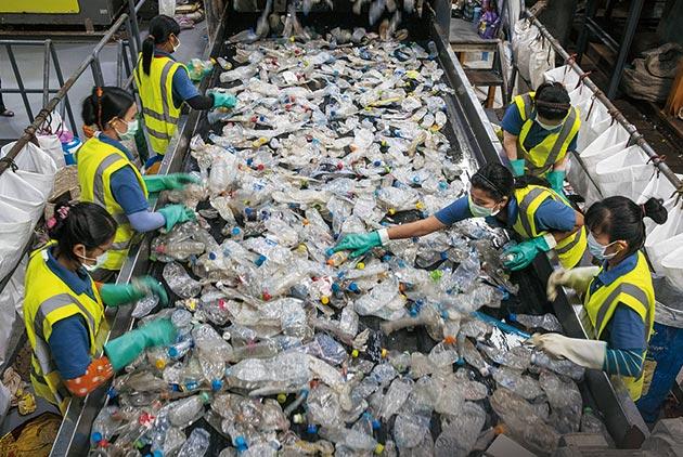 寶特瓶災難有救了?專吃塑膠的酵素問世