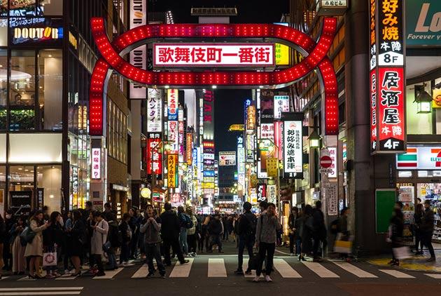 【野島剛專欄】東京歌舞伎町 竟是台灣人之城